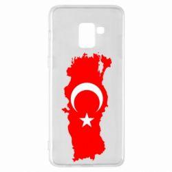 Чехол для Samsung A8+ 2018 Turkey