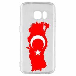 Чехол для Samsung S7 Turkey