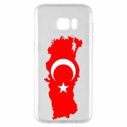 Чехол для Samsung S7 EDGE Turkey
