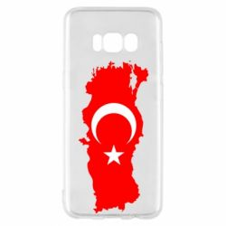 Чехол для Samsung S8 Turkey