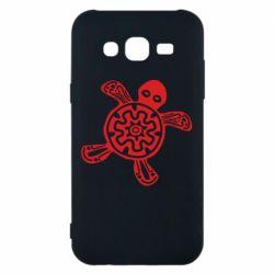 Чохол для Samsung J5 2015 Turtle fossil