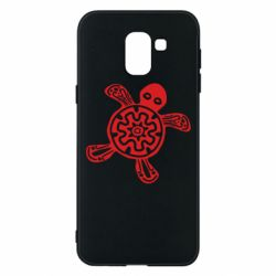 Чохол для Samsung J6 Turtle fossil