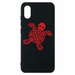 Чехол для Xiaomi Mi8 Pro Turtle fossil