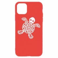 Чохол для iPhone 11 Turtle fossil