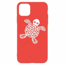 Чохол для iPhone 11 Pro Turtle fossil