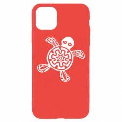 Чохол для iPhone 11 Pro Max Turtle fossil