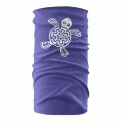 Бандана-труба Turtle fossil