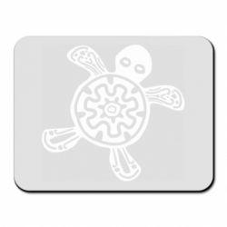Килимок для миші Turtle fossil