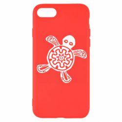 Чохол для iPhone 7 Turtle fossil
