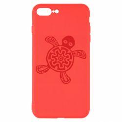 Чохол для iPhone 7 Plus Turtle fossil