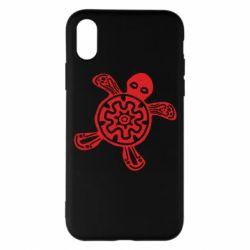 Чохол для iPhone X/Xs Turtle fossil