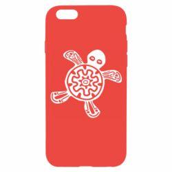 Чохол для iPhone 6/6S Turtle fossil
