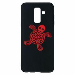 Чохол для Samsung A6+ 2018 Turtle fossil