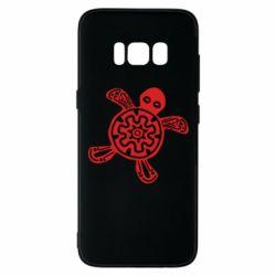 Чохол для Samsung S8 Turtle fossil