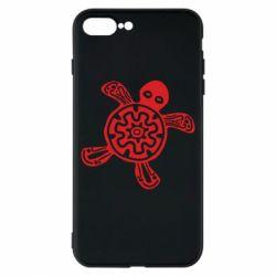 Чохол для iPhone 8 Plus Turtle fossil