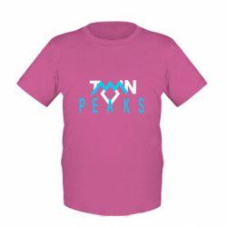 Детская футболка Твин Пикс 2