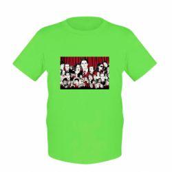 Детская футболка Твин Пикс