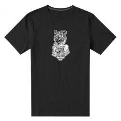Чоловіча стрейчева футболка Твоя душа як музей