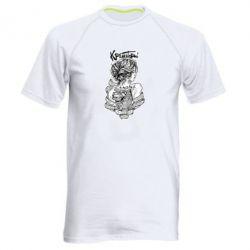 Чоловіча спортивна футболка Твоя душа як музей