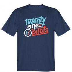 Чоловіча футболка TWENTY ØNE PILØTS