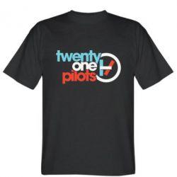 Чоловіча футболка Twenty One Pilots Logo