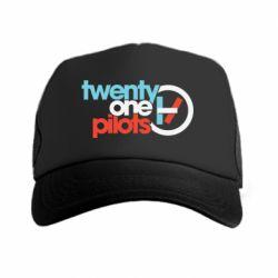 Кепка-тракер Twenty One Pilots Logo