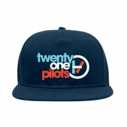 Снепбек Twenty One Pilots Logo