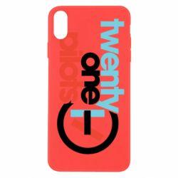 Чохол для iPhone Xs Max Twenty One Pilots Logo
