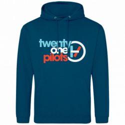 Чоловіча толстовка Twenty One Pilots Logo