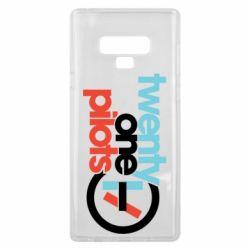 Чохол для Samsung Note 9 Twenty One Pilots Logo