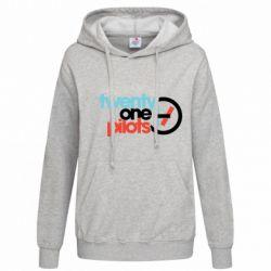 Толстовка жіноча Twenty One Pilots Logo
