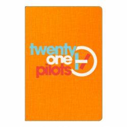 Блокнот А5 Twenty One Pilots Logo