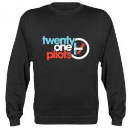 Реглан (світшот) Twenty One Pilots Logo