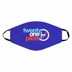 Маска для обличчя Twenty One Pilots Logo
