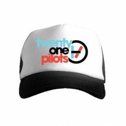 Дитяча кепка-тракер Twenty One Pilots Logo