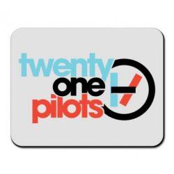 Килимок для миші Twenty One Pilots Logo