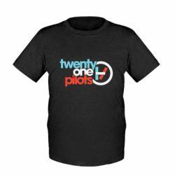 Дитяча футболка Twenty One Pilots Logo