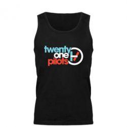 Майка чоловіча Twenty One Pilots Logo
