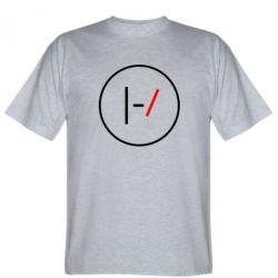 Чоловіча футболка Twenty One Pilots Logotype