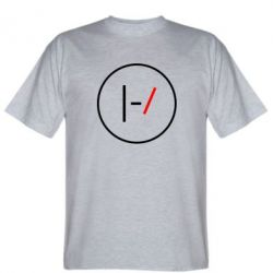 Мужская футболка Twenty One Pilots Logotype