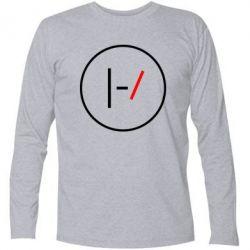 Футболка з довгим рукавом Twenty One Pilots Logotype