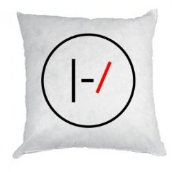 Подушка Twenty One Pilots Logotype