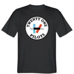 Чоловіча футболка Twenty One Pilots Stay Alive