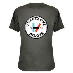 Камуфляжна футболка Twenty One Pilots Stay Alive