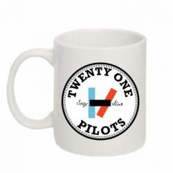 Купить Кружка 320ml Twenty One Pilots Stay Alive, FatLine