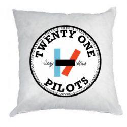 Подушка Twenty One Pilots Stay Alive