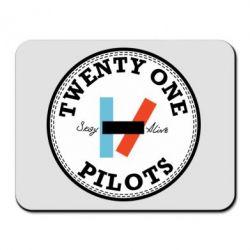 Килимок для миші Twenty One Pilots Stay Alive