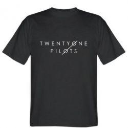 Мужская футболка Twenty One Pilots - FatLine