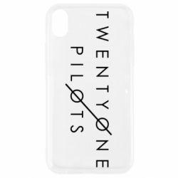 Чехол для iPhone XR Twenty One Pilots - FatLine