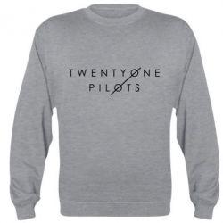 Реглан (свитшот) Twenty One Pilots - FatLine